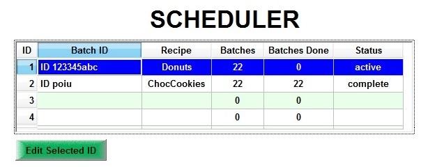 SchedulerTableCut